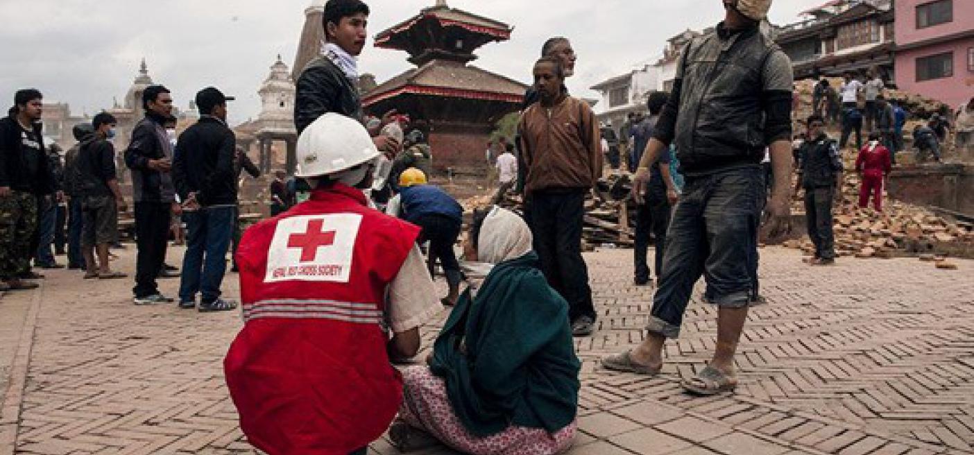 CriptoNoticias Cruz Roja Nepal Terremoto