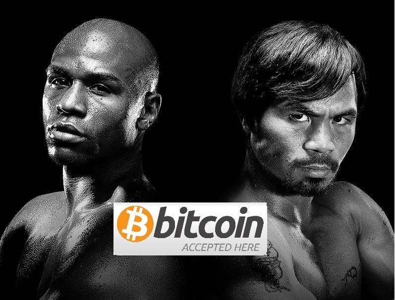 CriptoNoticias Apuestas en Bitcoins Mayweather Vs Pacquiao