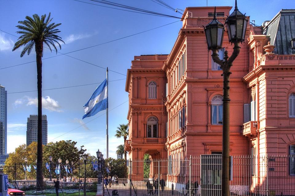 casa rosada-argentina-criptomonedas-bitcoin-blockchain