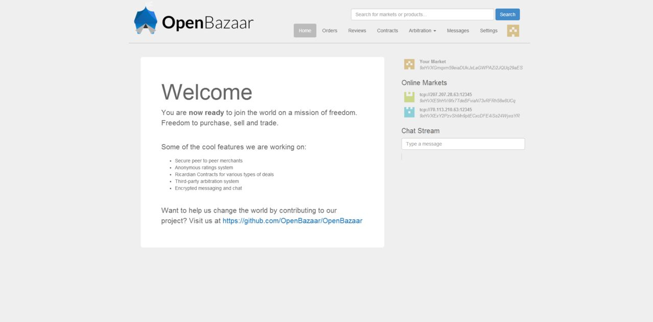CriptoNoticias-OB1-OpenBazaar