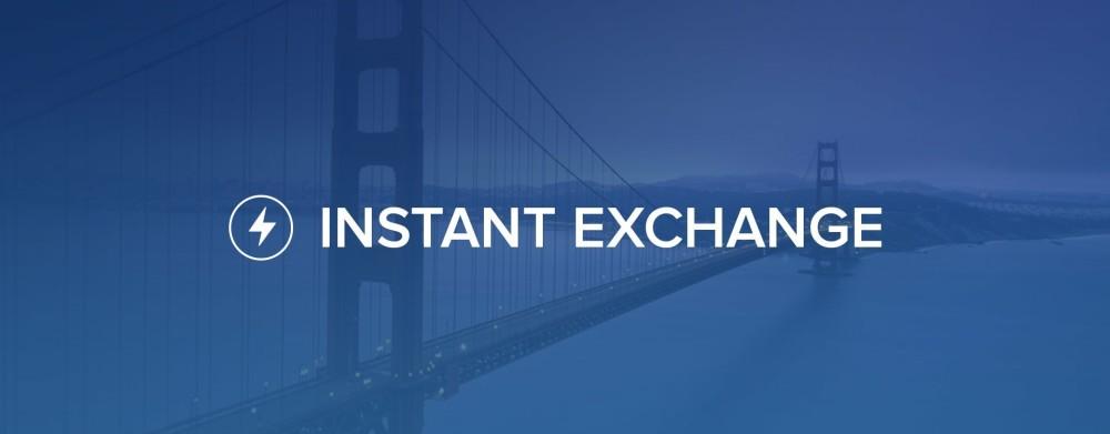 CriptoNoticias Coinbase Instant Exchange
