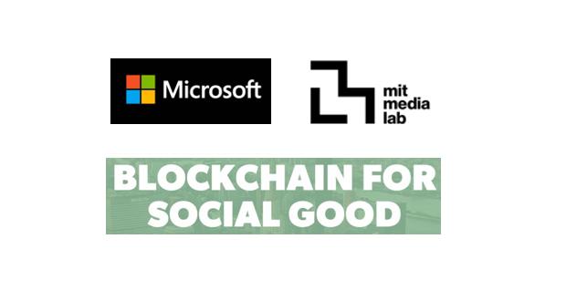 CriptoNoticias-Blockchain-For-Social-Good-Microsoft-MIT-Lab