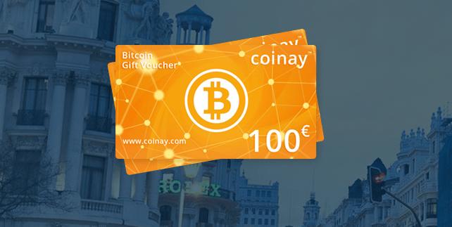 CriptoNoticias Coinay Cupones Bitcoin España