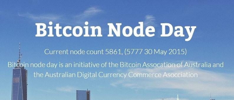 CriptoNoticias Bitcoin Node Day 2015