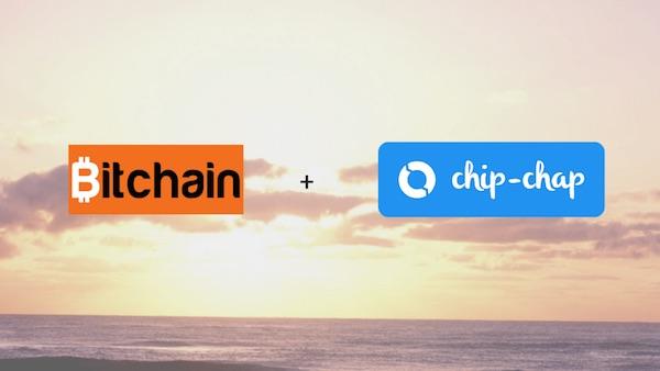Bitchain y Chip Chap se alían para manejar cajeros Bitcoin