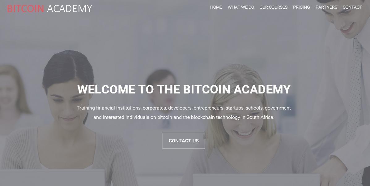 Academia Bitcoin Sudáfrica