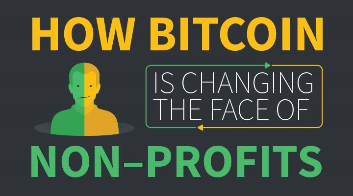 Bitcoin esta cambiando las ONGs