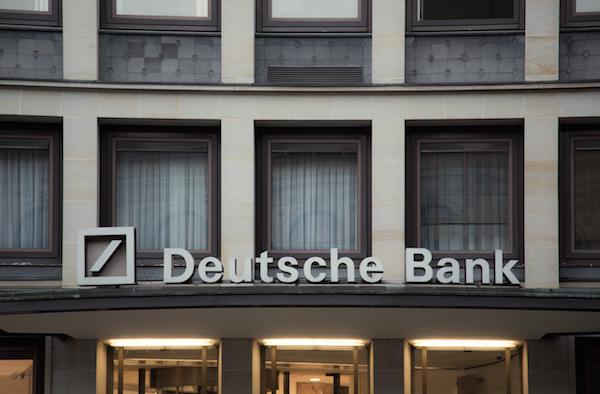 Deutsche Bank investiga el blockchain
