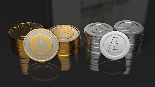 Litecoin y Bitcoin halving
