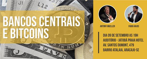 CriptoNoticias Aracaju Bancos Centrales Bitcoin Brasil