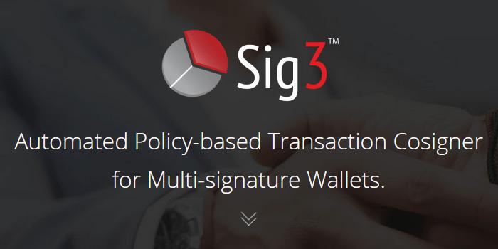 CriptoNoticias SIG3 Validación Transacciones Bitcoin Carteras Multi Firma