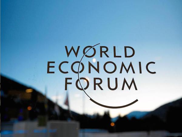 Foro economico mundial y las tecnologías distribuidas