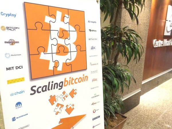 Taller Scaling Bitcoin Canadá