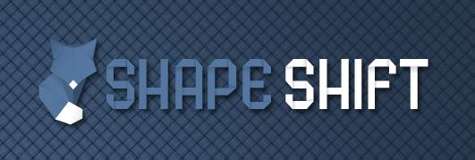 Casa de cambio de criptomonedas ShapeShift