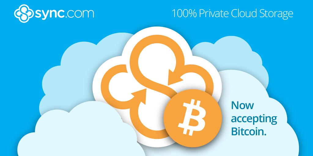 Sync adopta bitcoin