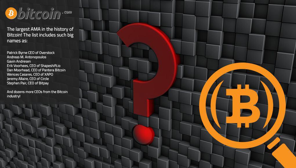 CriptoNoticias Bitcoin.com Roger Ver AMA Bitcoin