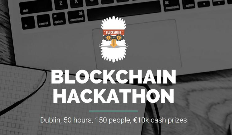 CriptoNoticias Hackatón Blockchain Dublín Irlanda