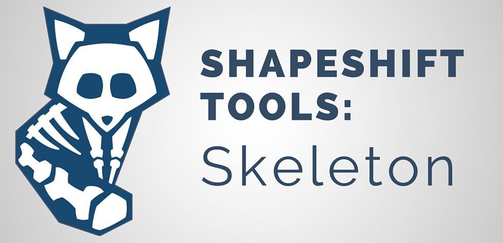 CriptoNoticias ShapeShift Skeleton Herramientas Criptodivisas Intercambio Web