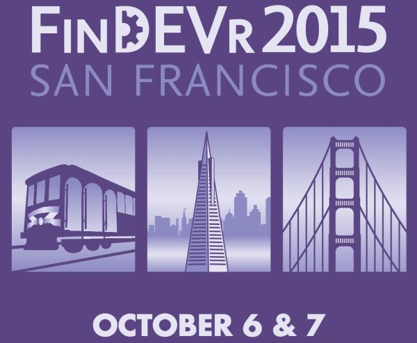 FinDEVr Evento Tecnología Financiera