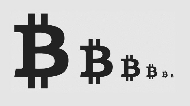 CriptoNoticias Bitcoin Símbolo Unicode