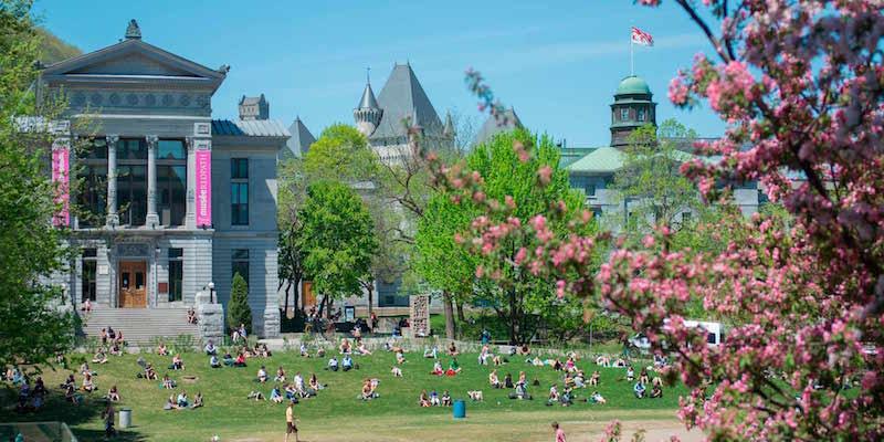 Iniciativas Bitcoin en McGill Canada