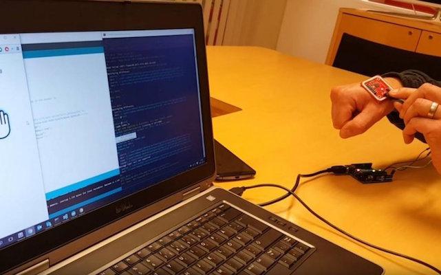 Biopago Bitcoin Microchip Biohack