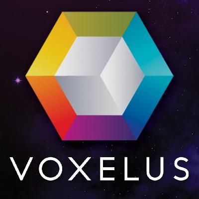 Voxelus Realidad Virtual Bitcoin
