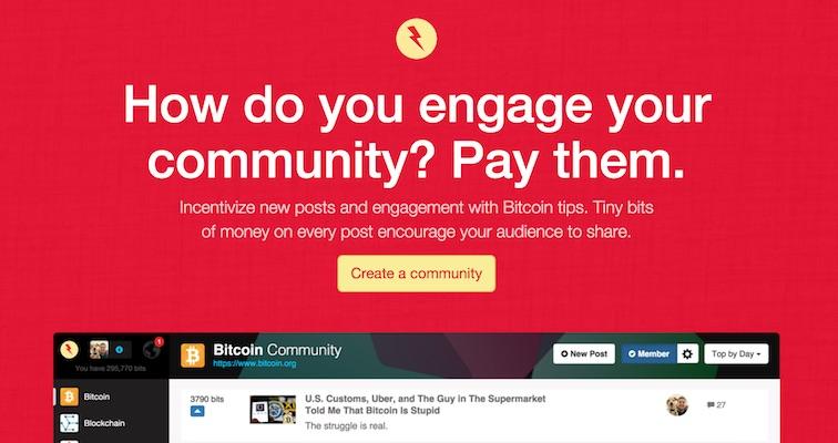 ZapChain Bitcoin Tecnologias Red Social
