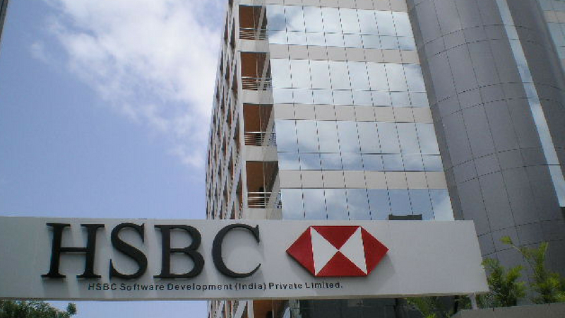 HSBC Dinero Helicoptero Blockchain Bancos
