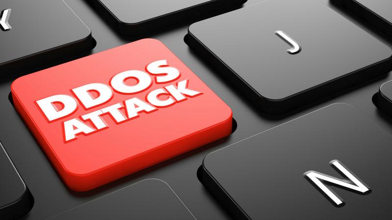Ataque DDOS a empresas bitcoin