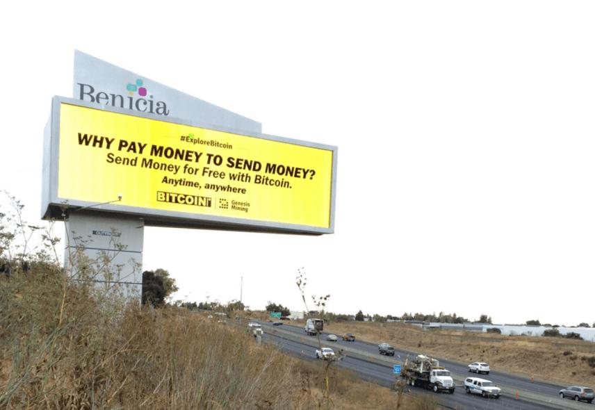 CriptoNoticias Genesis Mining Campaña Bitcoin