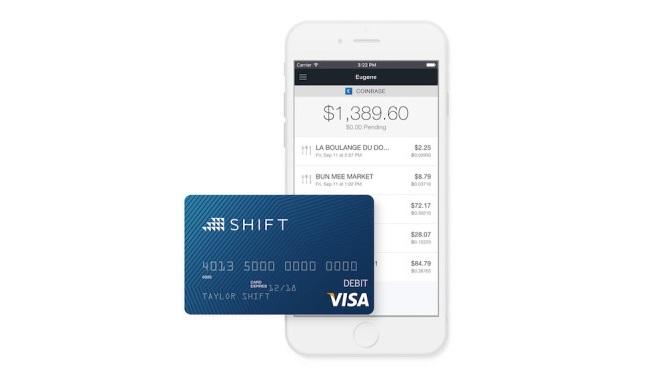 CriptoNoticias Coinbase Shift Payments Bitcoin Visa