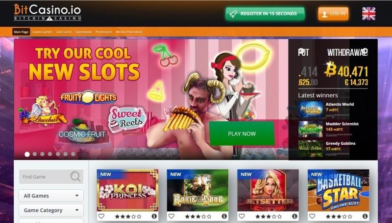 CriptoNoticias BitCasino Expansión Turno 100 Millones Casino Bitcoin