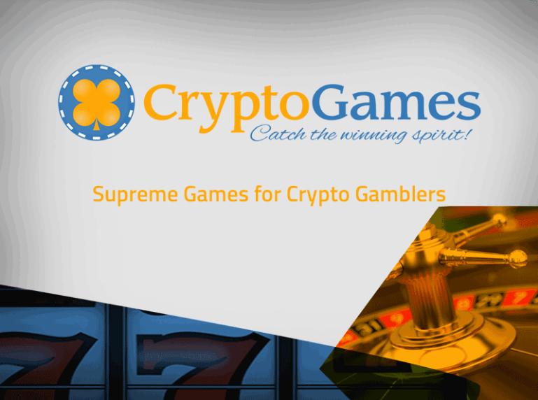 CriptoNoticias Crypto Games Juegos Casino Criptomonedas
