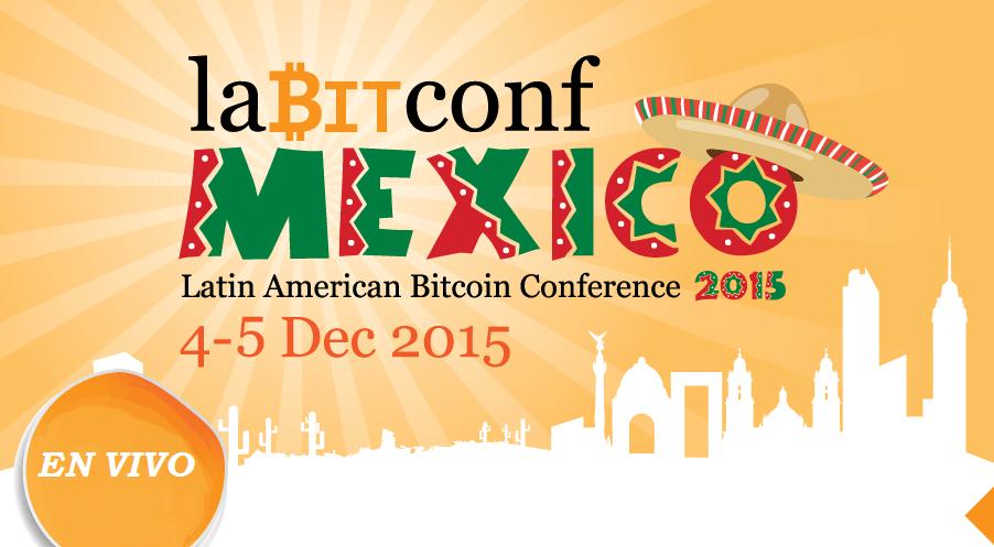 CriptoNoticias laBitConf México Conferencia Bitcoin Latinoamérica En Vivo