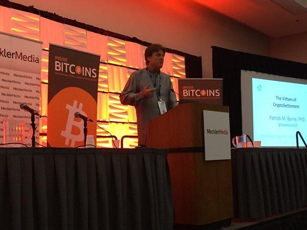 CEO Overstock Blockchain Agenda R3