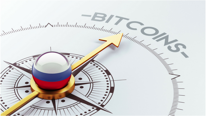 Rusia Ruta Bitcoin