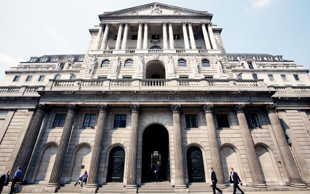 Banco de Inglaterra Sistemas de Pago Blockchain