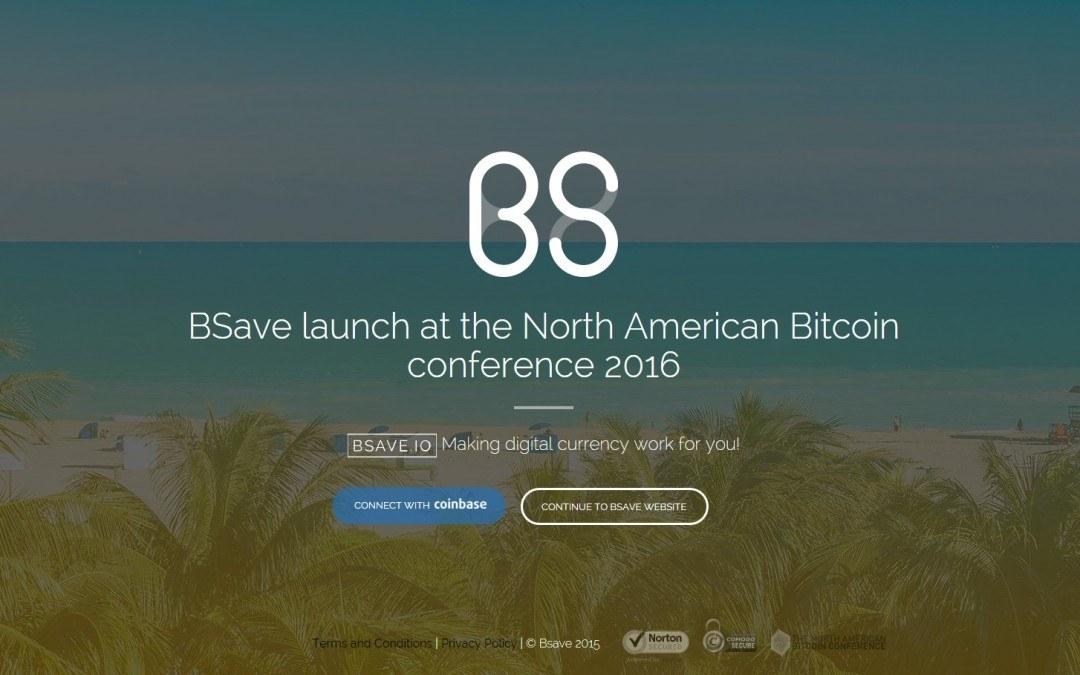 CriptoNoticas BSAVE Cuentas Ahorros Bitcoins Coinbase