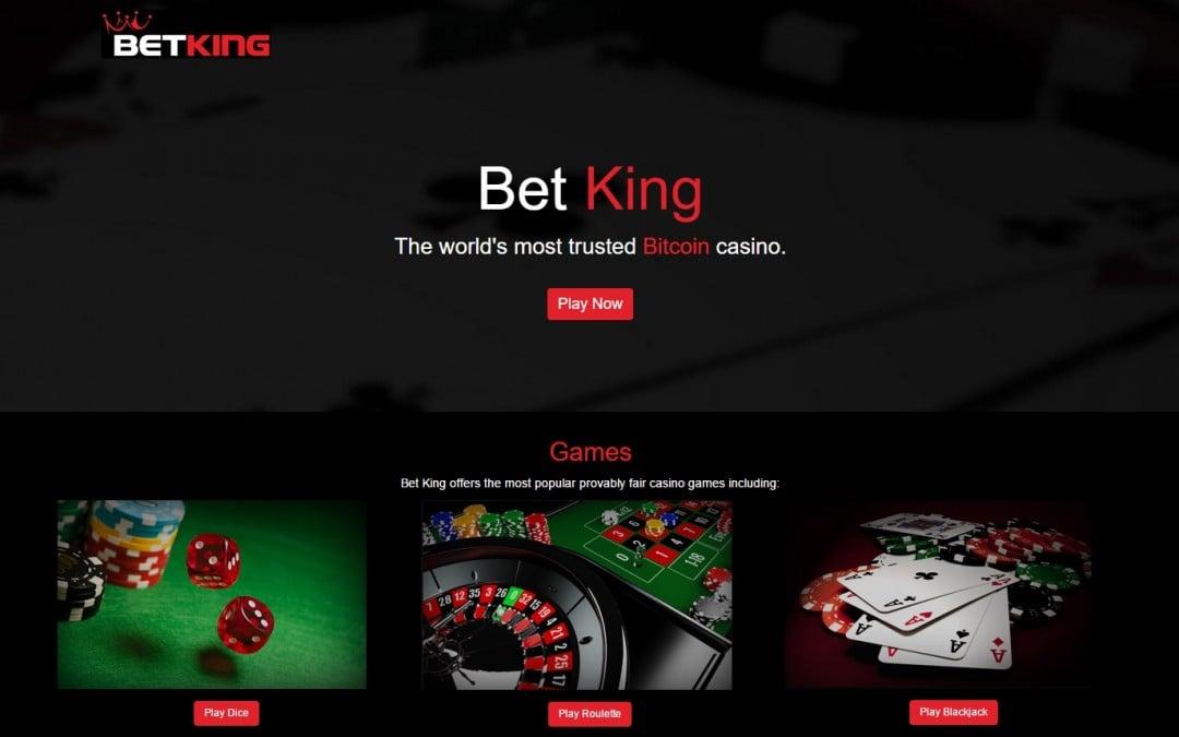 CriptoNoticas Bet King Apuestas Bitcoin Casino