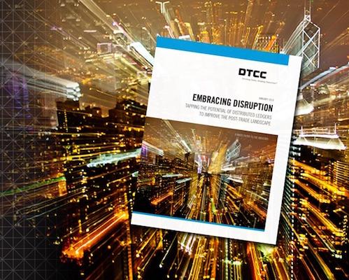 DTCC Blockchain Libro Blanco Estudio