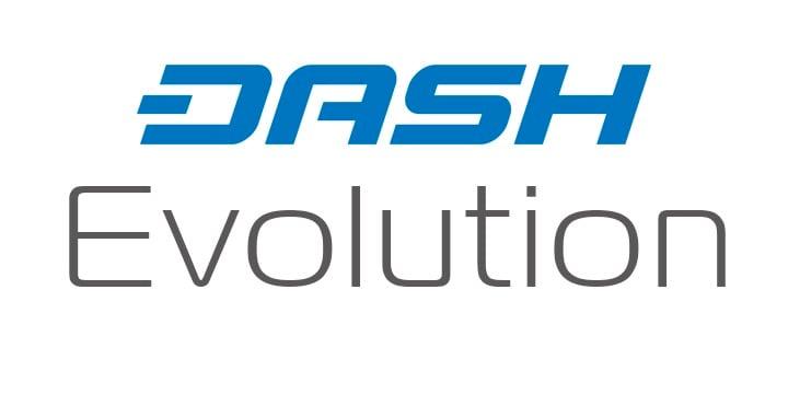 Dash Blockchain Consenso Evolution