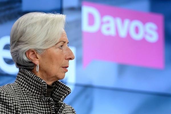 Davos Criptomonedas Blockchain Informe