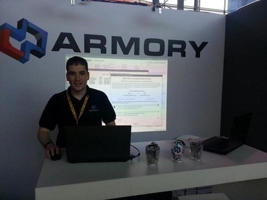 CEO Alan Reiner renuncia Armory Bitcoin