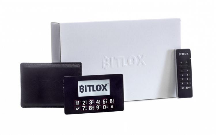 BitLox Hardware Cartera Bitcoin