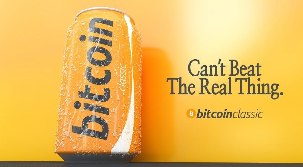 Bitcoin Classic Primera Versión