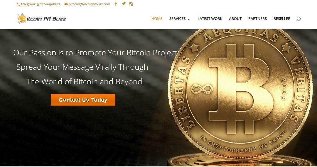 Bitcoin PR Buzz Coinpoint Alianza