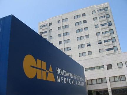 Centro Médico Presbiteriano de Hollywood Rescate Bitcoins