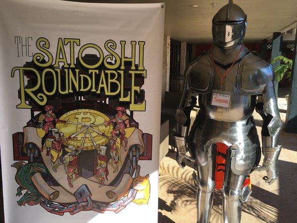 Satoshi RoundTable Febrero 2016