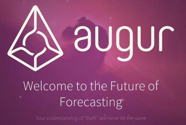 Augur Beta Blockchain Predicciones